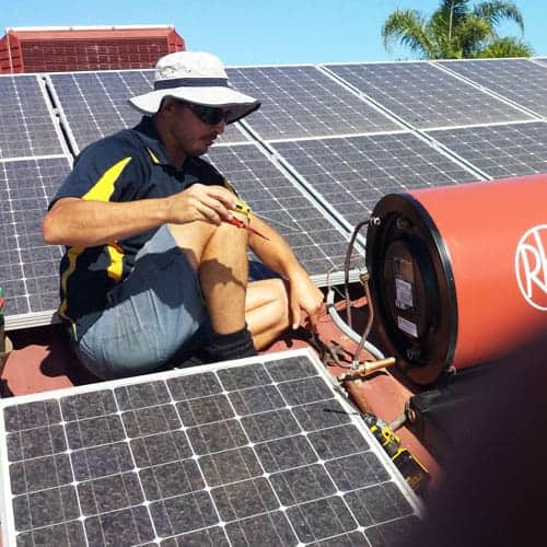 Plumbing and Gas, Solar Hot Water Systems, Rockingham, Mandurah, Peel Districts